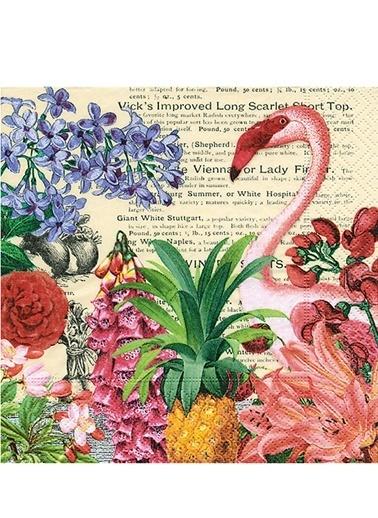 Tropical Garden Peçete-Dünya Style